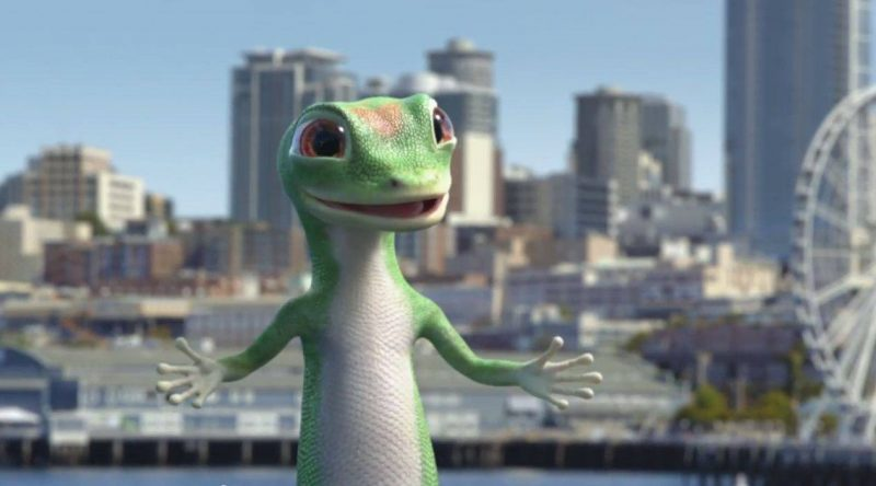 best car insurace geico gecko